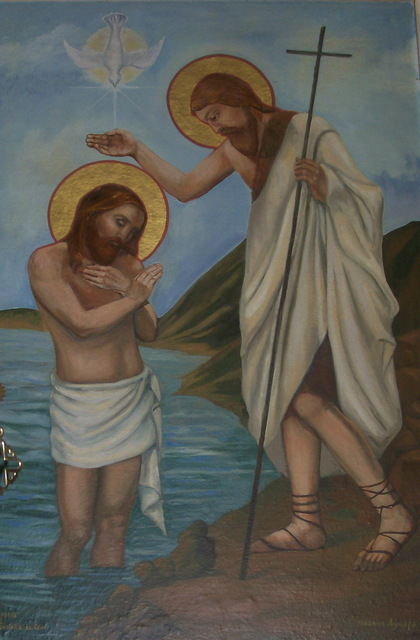 Theophany - Baptism of Our Lord